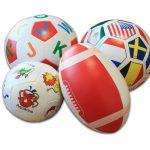 Soft bal PU sport-en-spel